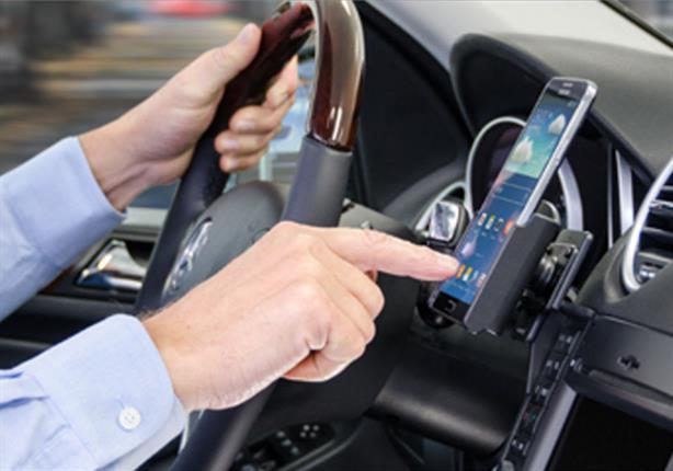 الهواتف المحمولة تتسبب في 52% من حوادث السير (دراسة)