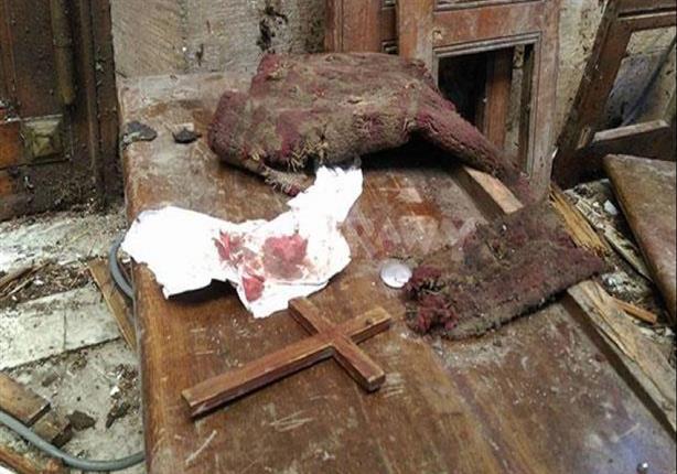 مصدر أمني يكشف لمصراوي كيف وقع انفجار كنيسة مارجرجس بطنطا