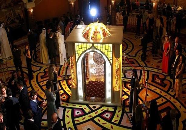 بالفيديو: هل تعلم ما هو أول مسجد مصمم من العنبر في العالم؟