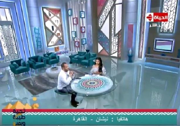 شاب سوري يعيش بمصر يوجه رسالة للمصريين