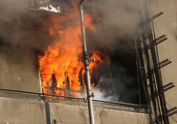 السيطرة على حريق بشقة سكنية بإمبابة