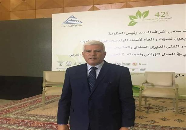 انتخاب سيد خليفة أمينًا عامًا مساعدًا لاتحاد المهندسين الزراعيين العرب
