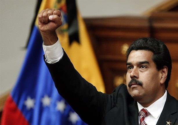 """مادورو لترامب: """"ابعد يديك القذرتين عن فنزويلا"""""""