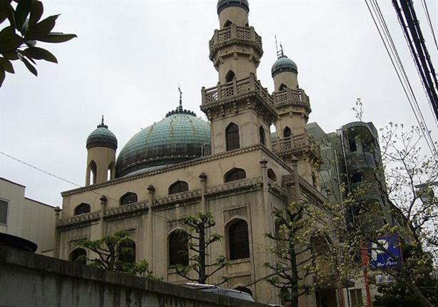 بالصور.. مسجد  كوبه  الذي تحدى القصف الأمريكي وأسوأ زلازل اليابان