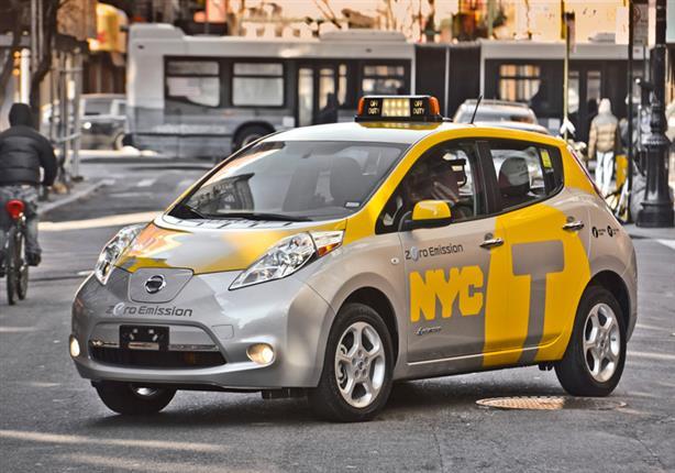 أسباب انتشار سيارات الأجرة الكهربائية في 113 مدينة حول العالم؟