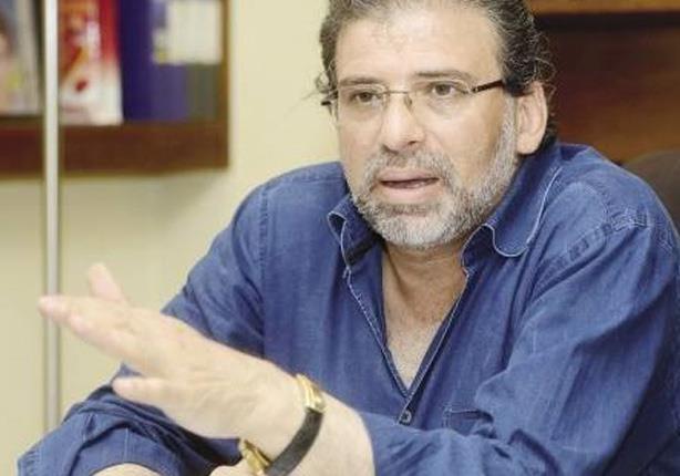 خالد يوسف عن عمرو سعد: