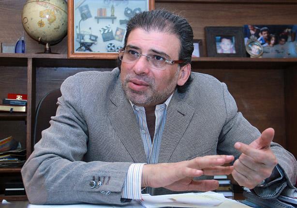 خالد يوسف يجيب على سؤال: