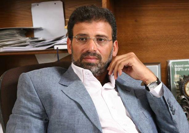 خالد يوسف: