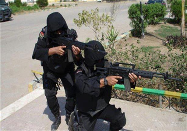 تبادل إطلاق النار بين الشرطة وخارجين عن القانون بأكتوبر