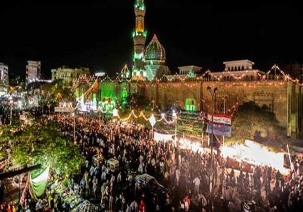 الأربعاء.. احتفالية ذكرى ليلة النصف من شعبان في مسجد السيدة زينب