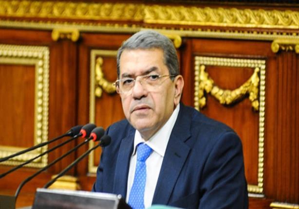 بالفيديو- وزير المالية : 70% من دخل مصر من الضرائب والجمارك