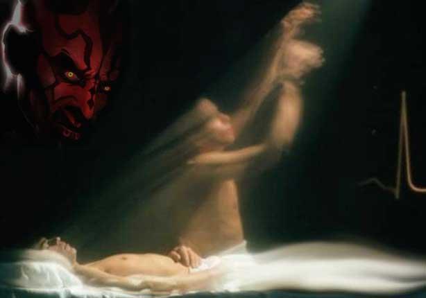 كيف يودع إبليس الإنسان حين احتضاره؟!