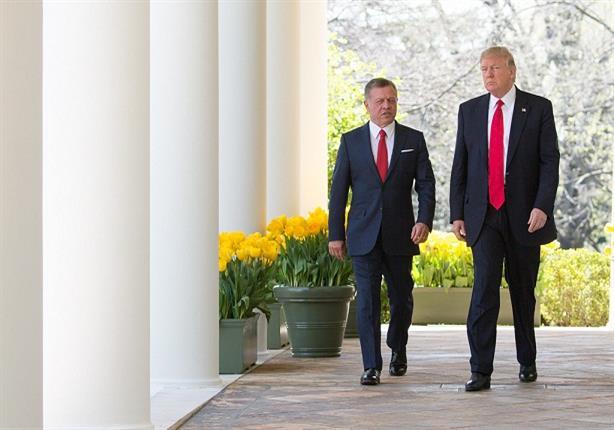 مجلة أمريكية: الأردن يراقب عن كثب زيارة ترامب إلى المنطقة