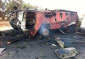 وفاة عمة المجند محمد حجاج شهيد الأقصر عقب إعلان مقتله في تفجير العريش