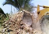 إزالة 80 حالة تعدٍ على الأراضى الزراعية وتنفيذ 120 حكم قضائي بفرشوط