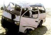 مصرع ضابط جيش وزوجته وإصابة 7 فى حادث تصادم بقنا