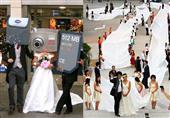 بالصور: أغرب 21 حفلة زفاف يمكنك ان تشاهدها