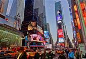 تايمز سكوير في نيويورك يأوي أغلى وأكبر لوحة إعلانات رقمية في العالم