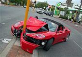 بالفيديو.. نتيجة السرعة المتهورة أثناء القيادة