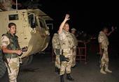 الجيش يعلن مقتل 2 من أنصار بيت المقدس وضبط 36 بالشيخ زويد