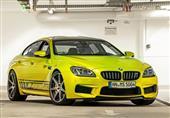 "بالصور - أسرع سيارات بي إم دبليو M6 تطلقها ""بي بي بيرفورمانس"""