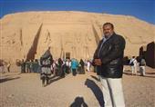 أعداد قياسية زارت معبدي أبو سمبل اليوم بأسوان