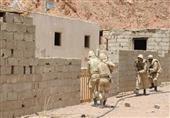 الجيش يضبط مخزن ذخيرة ومستشفيين ميدانيين لـ