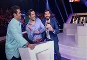 برومو الحلقة الثانية المطربة نيكول سابا والفنان حسن الرداد