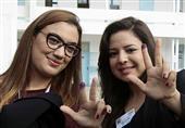 انتخابات تونس: السبسي والمرزوقي يتجهان إلى جولة الإعادة