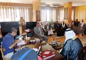 بالصور..شيوخ القبائل البدوية بالسويس تعلن دعمها للشرطة متظاهري 28 نوفمبر
