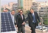 البترول تتوسع في محطات توليد الكهرباء من الطاقة الشمسية أعلى مباني