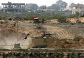 الجيش يضبط 6 خنادق جديدة لبيت المقدس ''تحت الأرض'' بجنوب رفح
