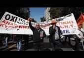 الصحفيون اليونانيون يدخلون في إضراب عن العمل