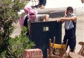 """""""تقصي الحقائق"""" تعرض مقاطع لمسلحين تم تصويرها بواسطة سكان """"رابعة"""""""