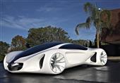 سيارة مرسيدس المستقبلية تنمو كالاشجار ..فيديو - صور