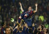 ميسي يرفع من سخونة الأجواء في برشلونة بعد فترة من الركود