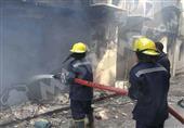 السيطرة على حريق بوحدة نزع الرائحة بشركة مصر للزيوت بالدقهلية