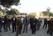 بالصور..جولة تفقدية لمدير أمن أسيوط استعدادًا لتظاهرات 28 نوفمبر