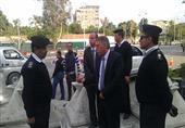 بالصور.. مدير أمن القاهرة يتفقد الخدمات الأمنية قبل تظاهرات 28 نوفمبر