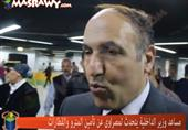 بالفيديو ـ مساعد وزير الداخلية يتحدث لمصراوي عن تأمين المترو والقطارات