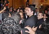 """أحمد عز يفجر مفاجأة لـ """"زينة"""" في المحكمة"""
