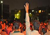 مسيرة لأعضاء الإخوان بالدقهلية تطالب الأهالي المشاركة في تظاهرات الغد