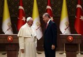 البابا يؤكد ان المسلمين والمسيحيين واليهود يجب ان يتمتعوا بالحقوق نفسها