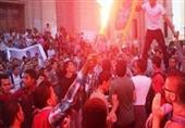 اشتباكات بالشماريخ وقنابل الغاز بين الإخوان والأمن في سمالوط