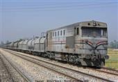 عودة حركة القطارات بقها بعد توقفها بسبب عبوة ناسفة