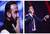 قصي خولي يدعم حازم شريف في Arab Idol
