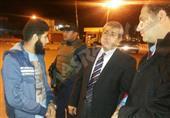 مدير أمن السويس يتفقد الأكمنة فجرا قبيل تظاهرات 28 نوفمبر