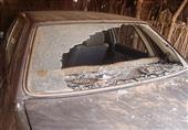 تهشم سيارتين إثر انفجار قنبلة بدائية في الشرقية