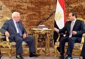 السيسي يلتقي الرئيس الفلسطيني اليوم