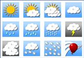 الأرصاد: الطقس غدا دافىء على الوجه البحرى حتى شمال الصعيد